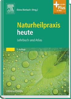 Lehrbuch %22Naturheilpraxis heute%22 von Elvira-Bierbach