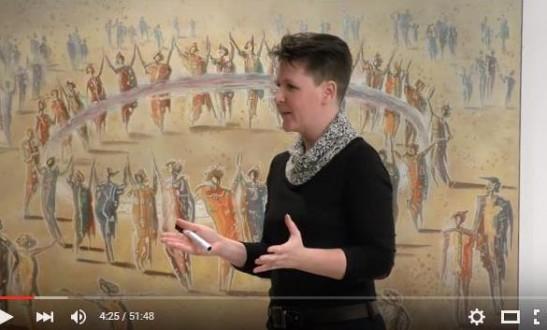 Vorträge heil+kunst von Kim Fohlenstein