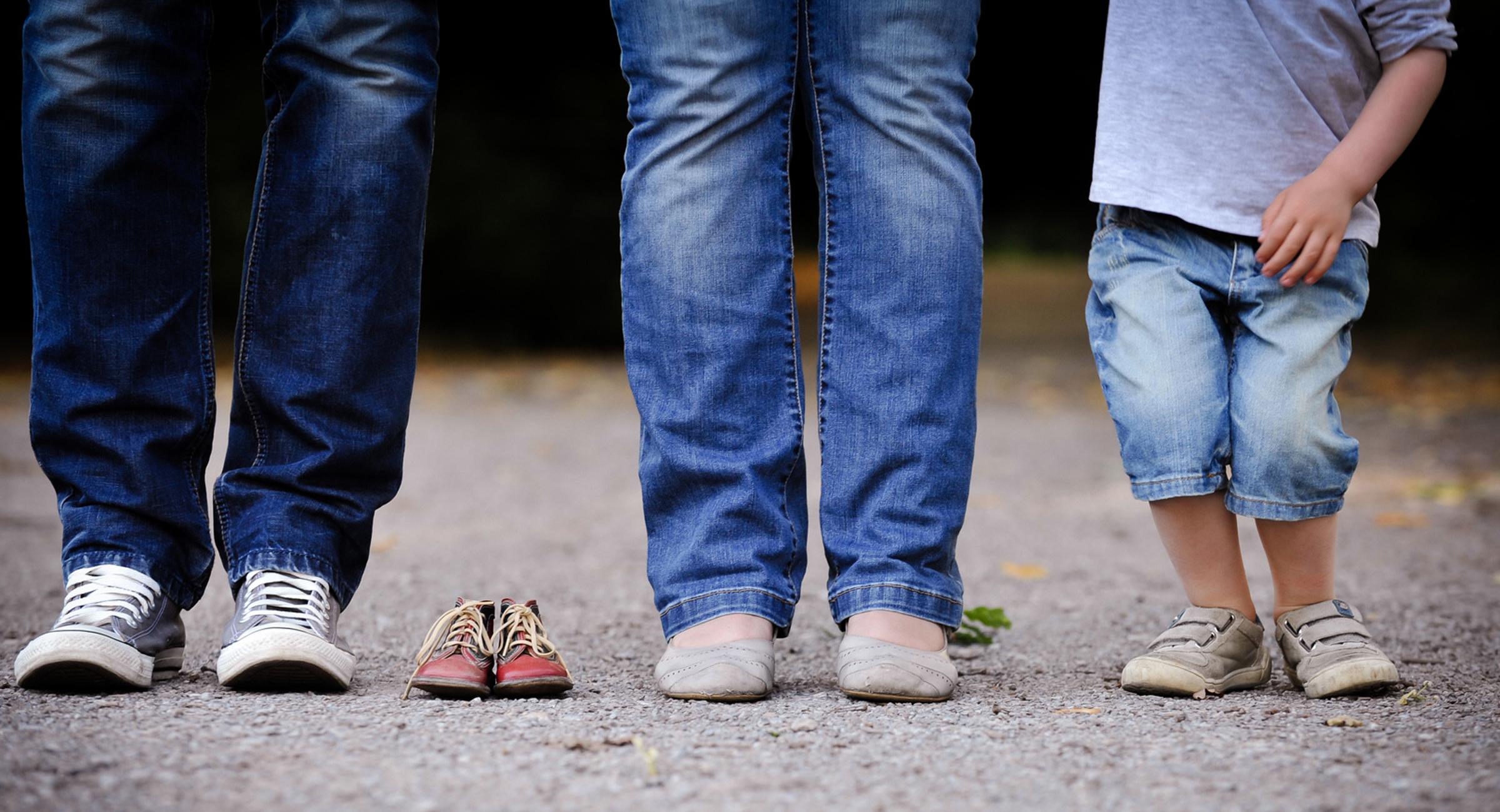 familie beine