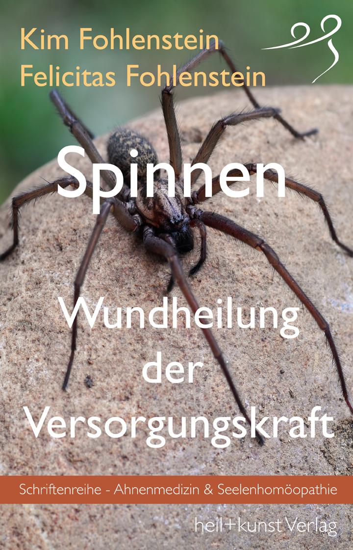 Spinnen-Cover